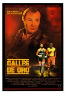 Streets Of Gold - Spanish Movie Poster (xs thumbnail)