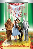 The Wizard of Oz - Re-release movie poster (xs thumbnail)