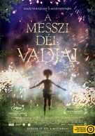 Beasts of the Southern Wild - Hungarian Movie Poster (xs thumbnail)
