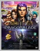 Dragonblade - Movie Poster (xs thumbnail)