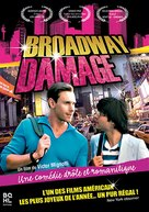 Broadway Damage - French Movie Cover (xs thumbnail)