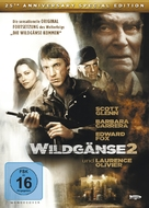 Wild Geese II - German Movie Cover (xs thumbnail)