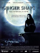 Ginger Snaps 2 - French DVD cover (xs thumbnail)