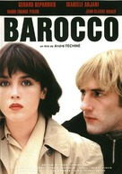 Barocco - French Movie Cover (xs thumbnail)