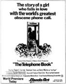 The Telephone Book - Movie Poster (xs thumbnail)