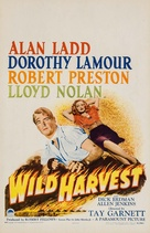 Wild Harvest - Movie Poster (xs thumbnail)