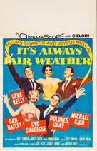 It's Always Fair Weather - Movie Poster (xs thumbnail)