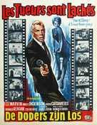 The Killers - Belgian Movie Poster (xs thumbnail)