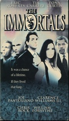 The Immortals - VHS cover (xs thumbnail)