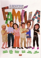 """A Grande Família"" - Brazilian Movie Cover (xs thumbnail)"