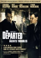 The Departed - Canadian Movie Cover (xs thumbnail)
