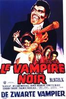 Blacula - Belgian Movie Poster (xs thumbnail)