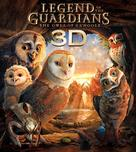 Legend of the Guardians: The Owls of Ga'Hoole - Blu-Ray cover (xs thumbnail)