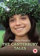 I racconti di Canterbury - British Movie Cover (xs thumbnail)