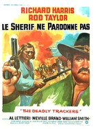 The Deadly Trackers - Belgian Movie Poster (xs thumbnail)