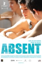 Ausente - French Movie Poster (xs thumbnail)
