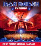 Iron Maiden: En Vivo! - Blu-Ray cover (xs thumbnail)