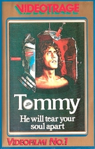 Tommy - Finnish VHS movie cover (xs thumbnail)
