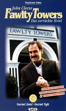 """Fawlty Towers"" - German Movie Cover (xs thumbnail)"