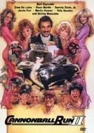 Cannonball Run 2 - DVD cover (xs thumbnail)