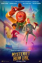 Missing Link - Norwegian Movie Poster (xs thumbnail)