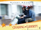 Chasing Liberty - Movie Poster (xs thumbnail)