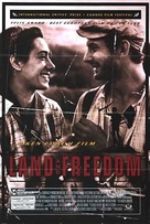 Land and Freedom - Canadian Movie Poster (xs thumbnail)