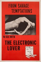 Electronic Lover - Movie Poster (xs thumbnail)