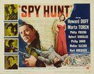 Spy Hunt - Movie Poster (xs thumbnail)
