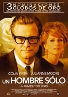 A Single Man - Chilean Movie Poster (xs thumbnail)