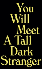 You Will Meet a Tall Dark Stranger - Logo (xs thumbnail)