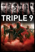Triple 9 - Mexican Movie Cover (xs thumbnail)