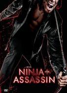 Ninja Assassin - DVD cover (xs thumbnail)