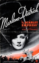 The Scarlet Empress - Movie Poster (xs thumbnail)