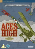 Aces High - British DVD movie cover (xs thumbnail)