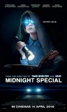 Midnight Special - Malaysian Movie Poster (xs thumbnail)