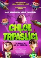 Gnome Alone - Slovak Movie Poster (xs thumbnail)