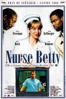 Nurse Betty - French Movie Poster (xs thumbnail)