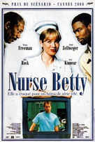 Nurse Betty - French Movie Poster (xs thumbnail)