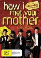 """""""How I Met Your Mother"""" - Australian DVD movie cover (xs thumbnail)"""