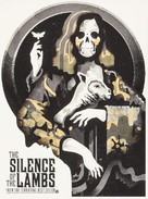 The Silence Of The Lambs - poster (xs thumbnail)