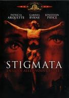Stigmata - French Movie Cover (xs thumbnail)