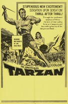 Tarzan and the Mermaids - Movie Poster (xs thumbnail)