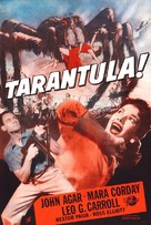 Tarantula - Finnish Movie Poster (xs thumbnail)