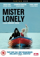 Mister Lonely - British DVD movie cover (xs thumbnail)