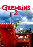 Gremlins 2: The New Batch - Czech DVD movie cover (xs thumbnail)