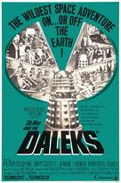 Dr. Who and the Daleks - Movie Poster (xs thumbnail)