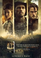 The Lost City of Z - Spanish Movie Poster (xs thumbnail)