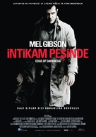 Edge of Darkness - Turkish Movie Poster (xs thumbnail)