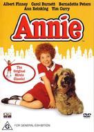 Annie - Australian DVD cover (xs thumbnail)